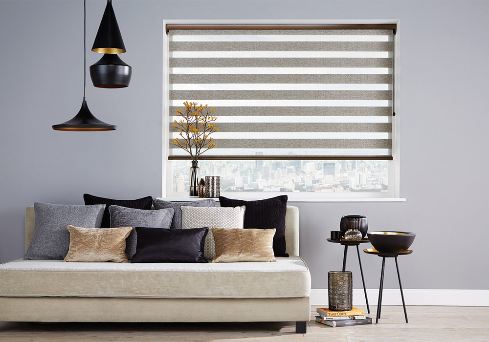 Venice Silver Vision Blind