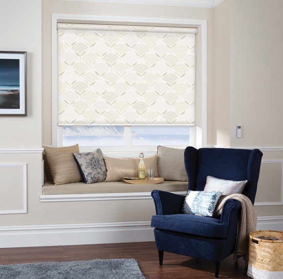 motorised window blinds