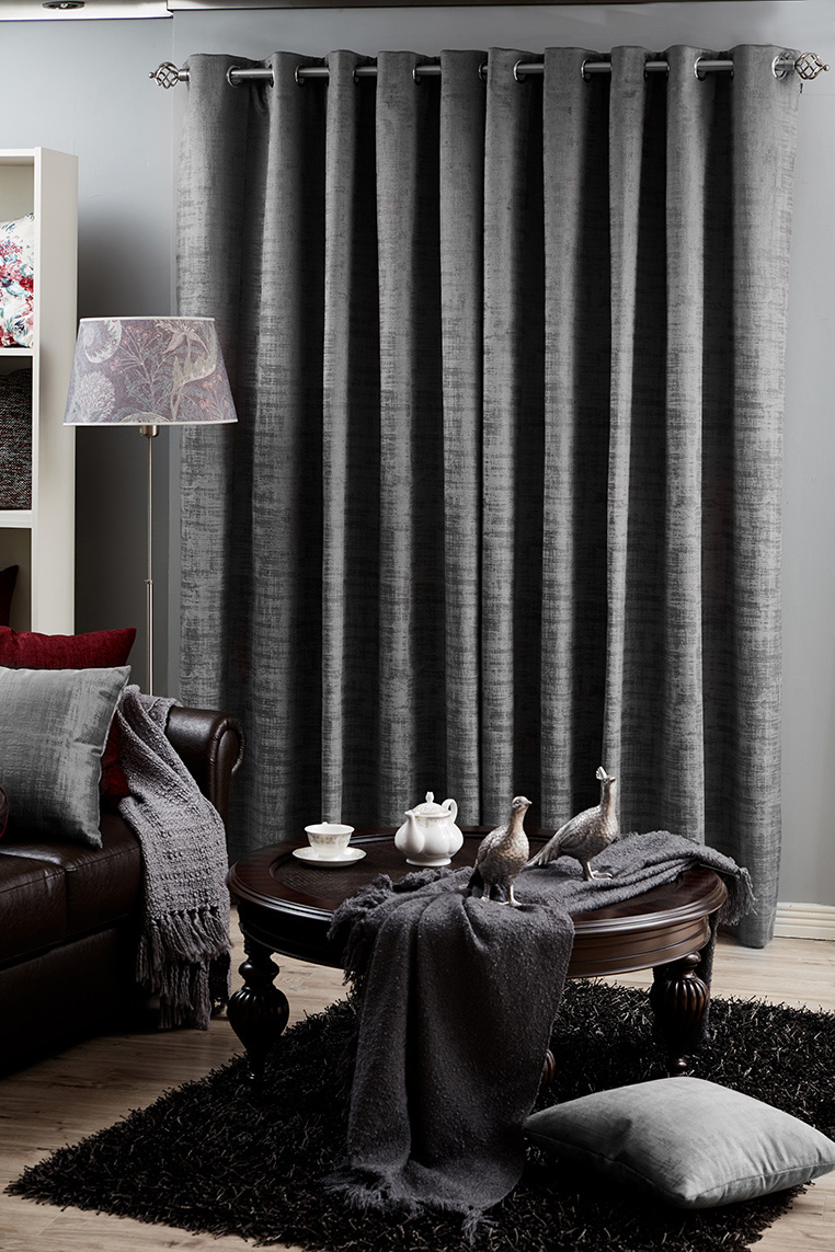 Marble Shale Ready Made Curtains