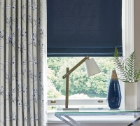 Oslo-Oxford-Roman-Blind_Cherry-Blossom-Robins-Egg-Curtains