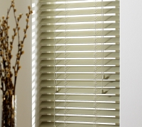 SLX Wood Blinds 50mm Apple Blind with String