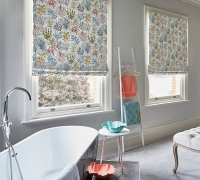 Coral-Tropical-Roman-Blind-from-SLX