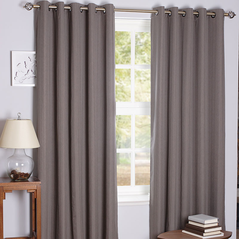 Daytona Earth Blackout Curtains