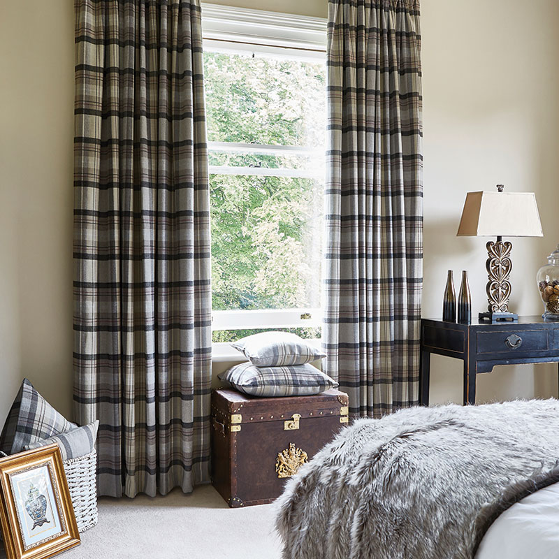 Cairngorm Slate Curtains