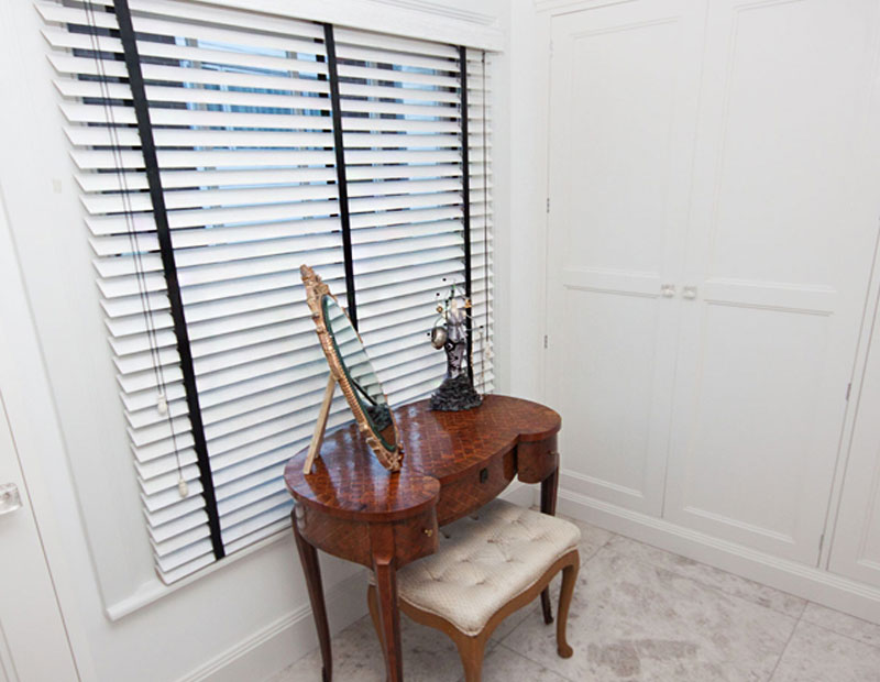 Iconic Custom Made Wood Blinds